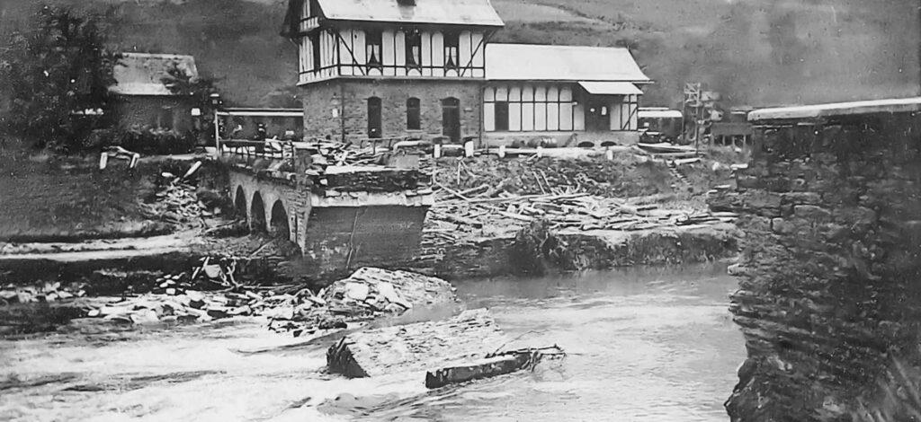 Ahrtal Hochwasser 1910