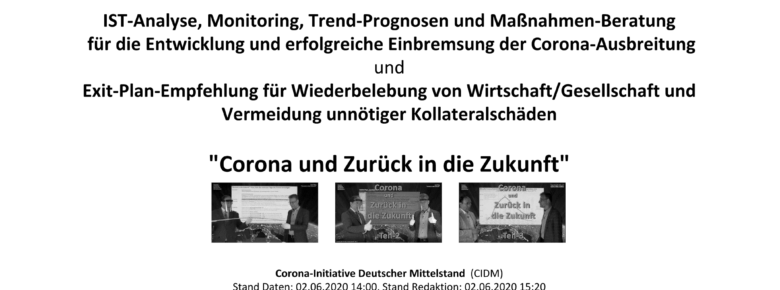 Corona Initiative Mittelstand (CIDM)