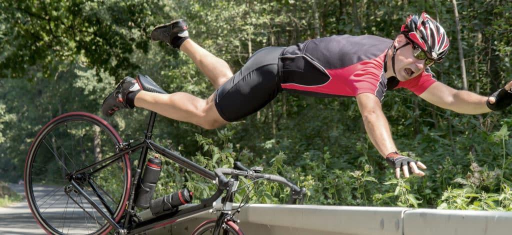 Fahrradfahrer Versicherung