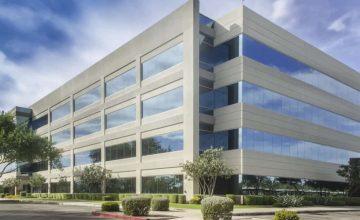 Bürogebäude - Gewerbeversicherung Gewerbe