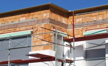 Gebäude-Isolierung | EPS-Wärmedämmung
