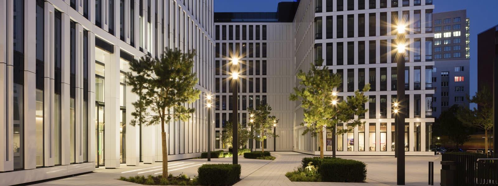 Gewerbeimmobilien St Martin Tower Frankfurt