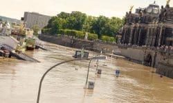 Hochwasser an der Elbe – Dresden versinkt in den Fluten (II)