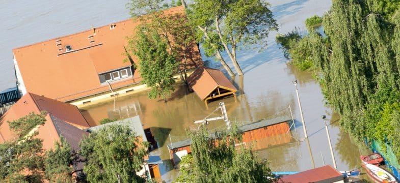 Hochwasser an der Elbe – Dresden versinkt in den Fluten (IV)