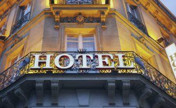 Hotels - gewerbliche Gebäudeversicherung
