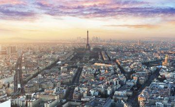 Immobilienmarkt - Europa -Paris