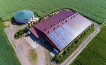 Landwirtschaftliches Gebäude - Gewerbegebäudeversicherung
