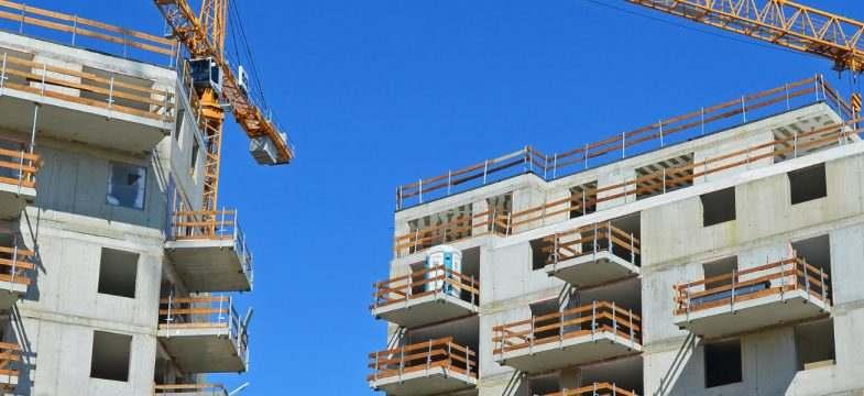 Projektversicherung für Hochbauten