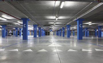 Parkhaus - Immobilienversicherung Gewerbeimmobilie