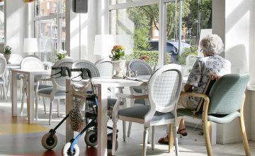 Alten- und Pflegeheime - Immobilienversicherung Gewerbeimmobilie