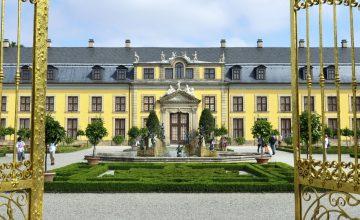 Schloss Herrenhausen - gewerbeliche Immobilienversicherung