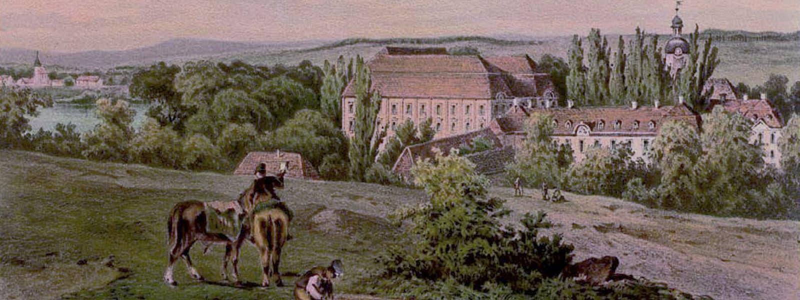 Schloss Pförten