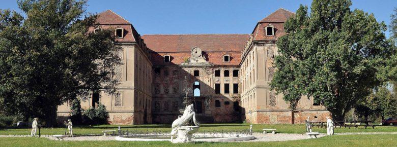 Das Brühlsche Schloss Pförten