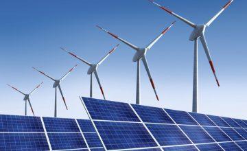 Solar- und Windkraft-Anlagen - Gewerbegebäudeversicherung