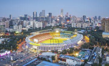 Stadion - gewerbeliche Immobilienversicherung
