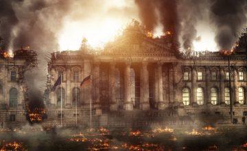 """Neue Serie """"Historische Stadtbrände"""""""
