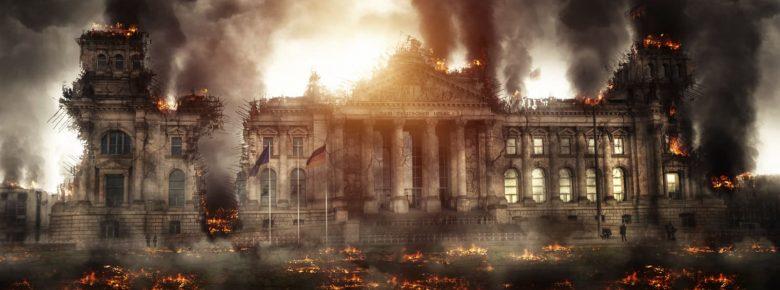 Historische Stadtbrände im Vergleich