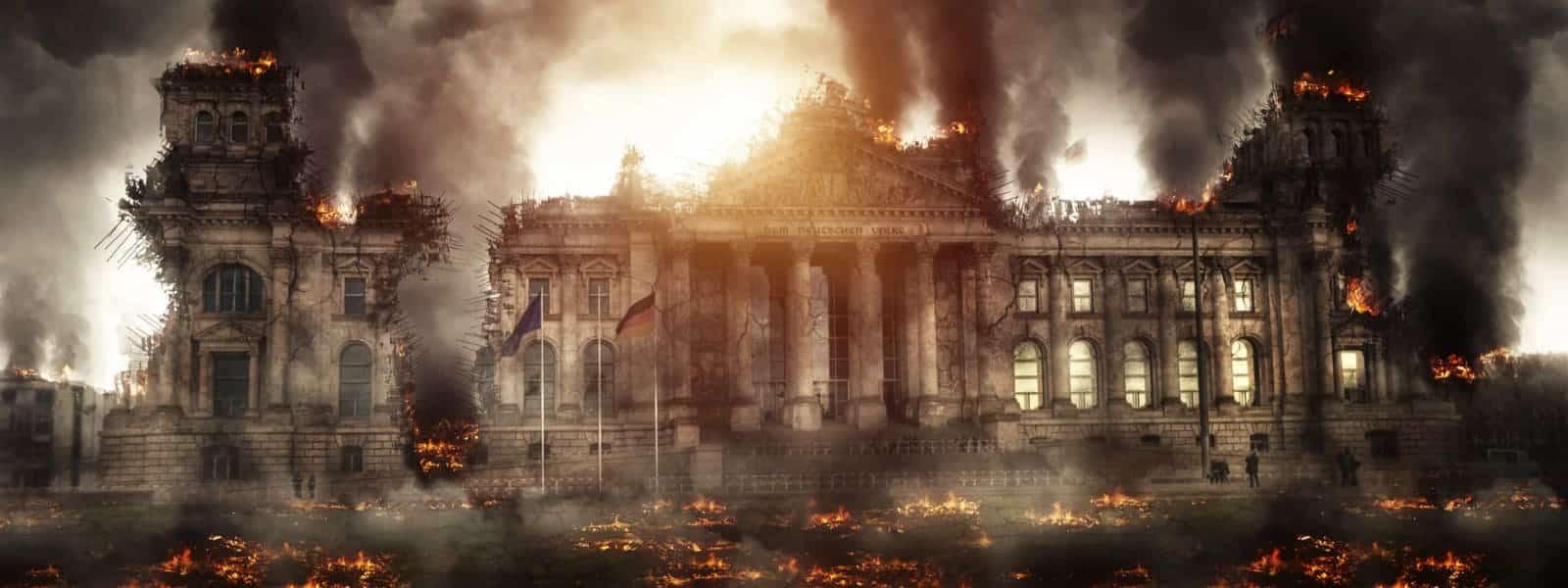 Historische Stadtbrände
