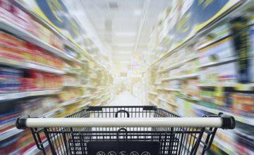 Supermarkt - Immobilienversicherung Gewerbeimmobilie