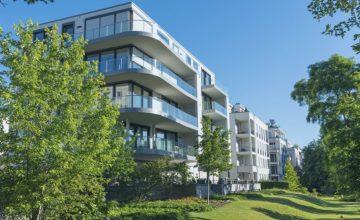 Wohnwirtschaftliches Gebäude - gewerbliche Gebäudeversicherung